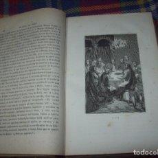 Libros antiguos: OBRAS DE M. ERNESTO RENAN : VIDA DE JESÚS / LOS APÓSTOLES / SAN PABLO. 1869. UNA JOYA!!!!!!!!!. Lote 97174223