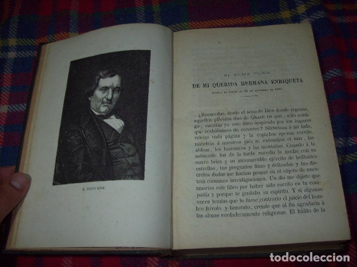 Libros antiguos: OBRAS DE M. ERNESTO RENAN : VIDA DE JESÚS / LOS APÓSTOLES / SAN PABLO. 1869. UNA JOYA!!!!!!!!! - Foto 3 - 97174223