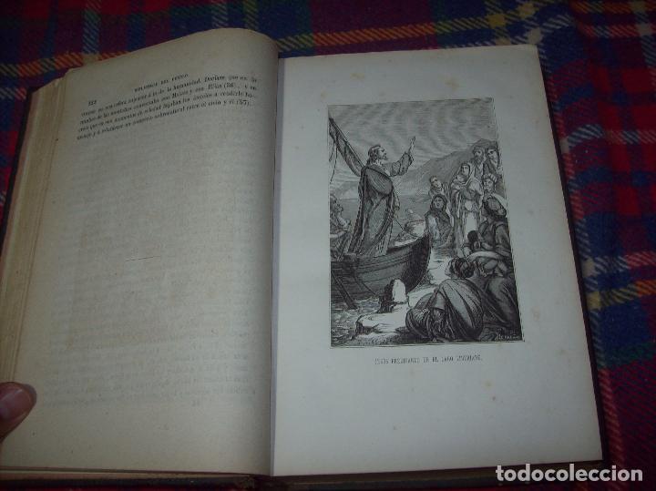 Libros antiguos: OBRAS DE M. ERNESTO RENAN : VIDA DE JESÚS / LOS APÓSTOLES / SAN PABLO. 1869. UNA JOYA!!!!!!!!! - Foto 5 - 97174223