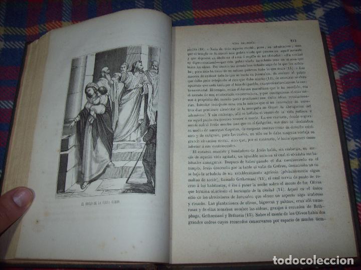 Libros antiguos: OBRAS DE M. ERNESTO RENAN : VIDA DE JESÚS / LOS APÓSTOLES / SAN PABLO. 1869. UNA JOYA!!!!!!!!! - Foto 6 - 97174223
