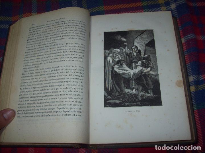 Libros antiguos: OBRAS DE M. ERNESTO RENAN : VIDA DE JESÚS / LOS APÓSTOLES / SAN PABLO. 1869. UNA JOYA!!!!!!!!! - Foto 7 - 97174223