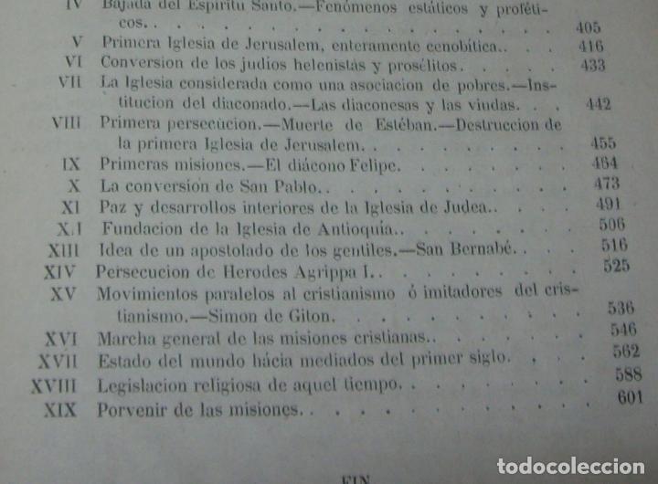 Libros antiguos: OBRAS DE M. ERNESTO RENAN : VIDA DE JESÚS / LOS APÓSTOLES / SAN PABLO. 1869. UNA JOYA!!!!!!!!! - Foto 24 - 97174223