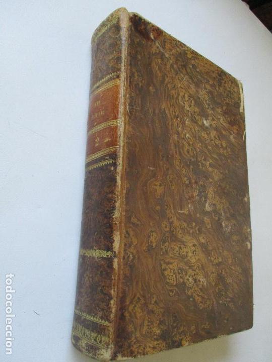 AÑO CRISTIANO-TOMO II-JUAN CROISSET-MADRID-IMPRENTA DE GASPAR Y ROIG, EDT-1852- CON LÁMINAS, (93) (Libros Antiguos, Raros y Curiosos - Religión)