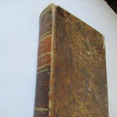 Libros antiguos: AÑO CRISTIANO-TOMO II-JUAN CROISSET-MADRID-IMPRENTA DE GASPAR Y ROIG, EDT-1852- CON LÁMINAS, (93). Lote 97240355