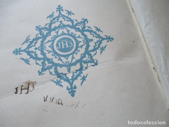 Libros antiguos: AÑO CRISTIANO-TOMO II-JUAN CROISSET-MADRID-IMPRENTA DE GASPAR Y ROIG, EDT-1852- CON LÁMINAS, (93) - Foto 9 - 97240355