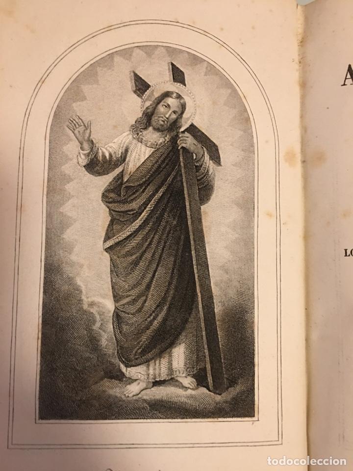 Libros antiguos: AÑO CRISTIANO - 12 TOMOS - 1862 - Foto 3 - 97325139