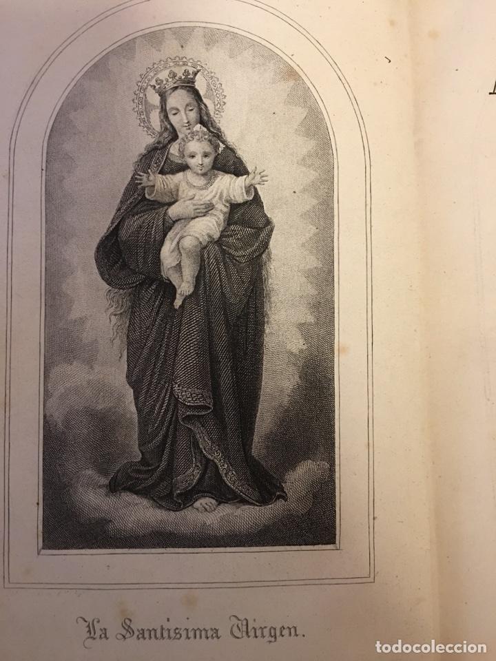 Libros antiguos: AÑO CRISTIANO - 12 TOMOS - 1862 - Foto 5 - 97325139