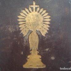 Libros antiguos: LIBRERIA GHOTICA. EXCEPCIONAL BREVIARIUM ROMANUM. EN 3 TOMOS EN FOLIO. CON CIERRES METALICOS.1870. Lote 97446103