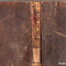Libros antiguos: PANTALEON GARCIA : SERMONES PANEGÍRICOS DE VARIOS MISTERIOS, FESTIVIDADES Y SANTOS TOMO I (1810). Lote 97504139