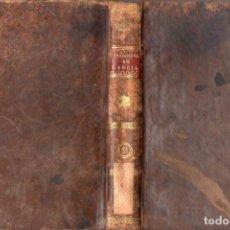 Libros antiguos: PANTALEON GARCIA : SERMONES PANEGÍRICOS DE VARIOS MISTERIOS, FESTIVIDADES Y SANTOS TOMO 2 (1810). Lote 97504239