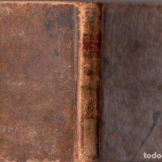 Libros antiguos: PANTALEON GARCIA : SERMONES PANEGÍRICOS DE VARIOS MISTERIOS, FESTIVIDADES Y SANTOS TOMO 3 (1810). Lote 97504431