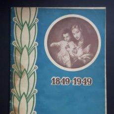 Libros antiguos: EL IRIS DE PAZ 1849-1949. Lote 97698311