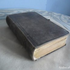 Libros antiguos: DEVOCIONARIO - LA LUZ DEL CIELO -MEDIADOS SIGLO XIX. Lote 97723019