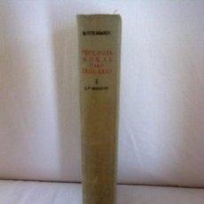 Libros antiguos: TEOLOGÍA MORAL PARA SEGLARES I MORAL FUNDAMENTAL Y ESPECIAL. Lote 97783187