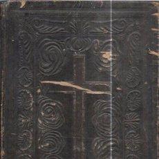 Libros antiguos: LA SANTA BIBLIA.TOMO CUARTO DEL ANTIGUO TESTAMENTO. ILMO. D. FELIPE SCIO DE SAN MIGUEL.1853. Lote 97822251