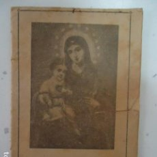 Libros antiguos: LOS PRIMEROS SABADOS DEL MES CONSAGRADOS AL INMACULADO CORAZON DE MARIA 1943. Lote 97881619