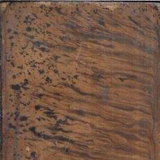 Libros antiguos: EL DOGMA DE LOS HOMBRES LIBRES. PALABRAS DE UN CREYENTE. M. F. LA MENNAIS. Lote 98823595