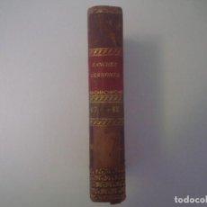Libros antiguos: LIBRERIA GHOTICA. SANCHEZ SOBRINO. PLATICAS DOCTRINALES. 1819. 1ªEDICION. MÍSTICA.. Lote 98965571