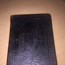 Libros antiguos: LIBRO CURIOSO DE 1858 CAMI DRET I SEGUR PER ARRIBAR AL CEL. Lote 99366883