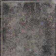Libros antiguos: HORAE DIURNAE. BREVIARII ROMANI. TIPOGRAPHOR. ET BIBLIOPOLAR. SOCIETAE. 1867.. Lote 99608139