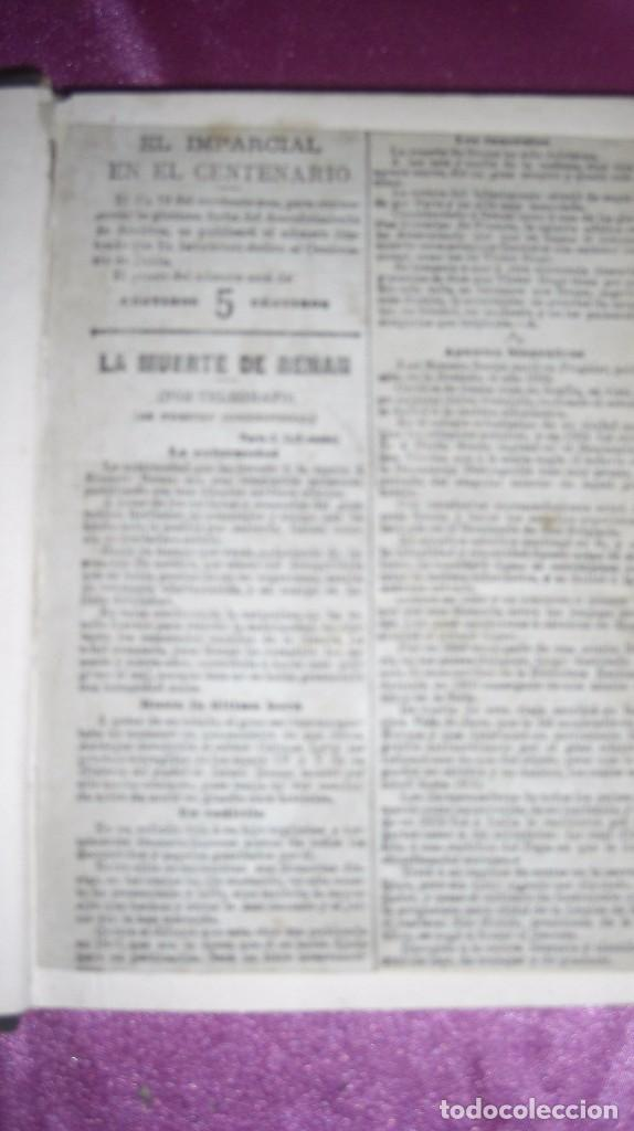 Libros antiguos: VIDA DE JESUS ERNESTO RENAN .TRADUCCIÓN DE AGUSTÍN G. TIRADO 1869 BARCELONA ILUSTRADO - Foto 5 - 99716371