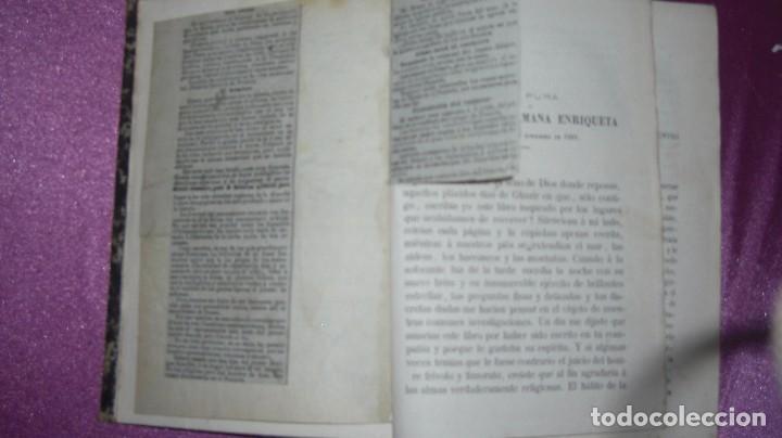 Libros antiguos: VIDA DE JESUS ERNESTO RENAN .TRADUCCIÓN DE AGUSTÍN G. TIRADO 1869 BARCELONA ILUSTRADO - Foto 6 - 99716371