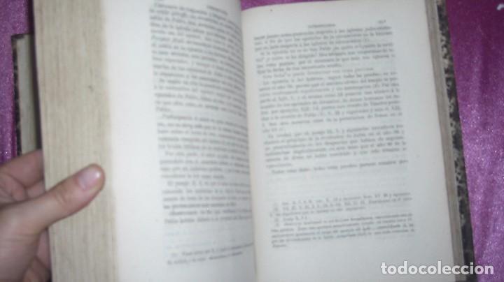 Libros antiguos: VIDA DE JESUS ERNESTO RENAN .TRADUCCIÓN DE AGUSTÍN G. TIRADO 1869 BARCELONA ILUSTRADO - Foto 11 - 99716371