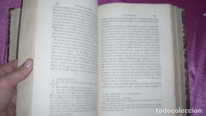Libros antiguos: VIDA DE JESUS ERNESTO RENAN .TRADUCCIÓN DE AGUSTÍN G. TIRADO 1869 BARCELONA ILUSTRADO - Foto 13 - 99716371