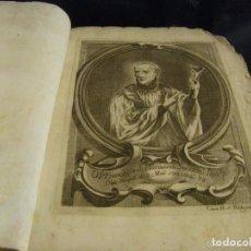 Libros antiguos: VIDA DEL VENERABLE APOSTÓLICO PADRE FRANCISCO DE GERONIMO PARE SIMÓ, COMPAÑIA JESUS 1755 VALENCIA. Lote 100197371