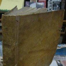 Libros antiguos: D. THOMAE AQUINATIS, DOCTORIS ANGELICI, ORDINIS PRAEDICATORUM ,OPERA, JUXTA EDITIONEM VENETAM MDCCLV. Lote 100298067