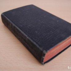 Libros antiguos: DEVOCIONARIO COLOQUIOS EUCARÍSTICOS 1921 TERCERA EDICIÓN EDITOR GUSTAVO GILI. Lote 100448523