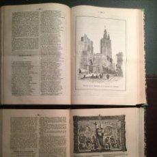 Libros antiguos: REVISTA POPULAR DE BARCELONA. DOS TOMOS. MAYO 1875-ENERO 1878. Lote 100457202