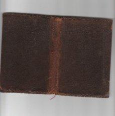 Libros antiguos: ANTIGUO EVANGELIO ESCRITO EN DANES- AÑO 1939. Lote 100651563