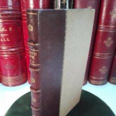 Libros antiguos: AUTO DE FE CELEBRADO EN LA CIUDAD DE LOGROÑO EN LOS DÍAS 7 Y 8 DE NOVIEMBRE DE 1610 - MADRID - 1820. Lote 100726539