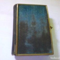 Libros antiguos: DEVOCIONARIO 1865 LA AZUCENA. Lote 101290635