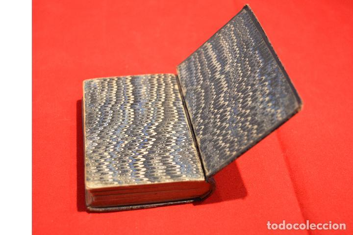 Libros antiguos: IMITACION DE CRISTO KEMPIS MINIATURA 1866 JUAN EUSEBIO NIEREMBERG - Foto 6 - 101393435