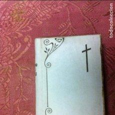 Libros antiguos: (F.1) MISAL DE PRIMERA COMUNIÓN CAMINO DEL CIELO EN PIEL O SIMIL. Lote 101476451