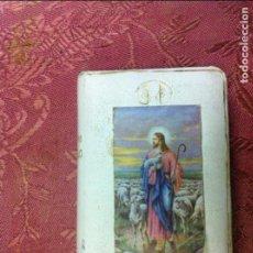 Libros antiguos: (F.1) MISAL DE PRIMERA COMUNIÓN TESORO DIVINO AÑO 1923 PIEL O SÍMIL. Lote 101478187