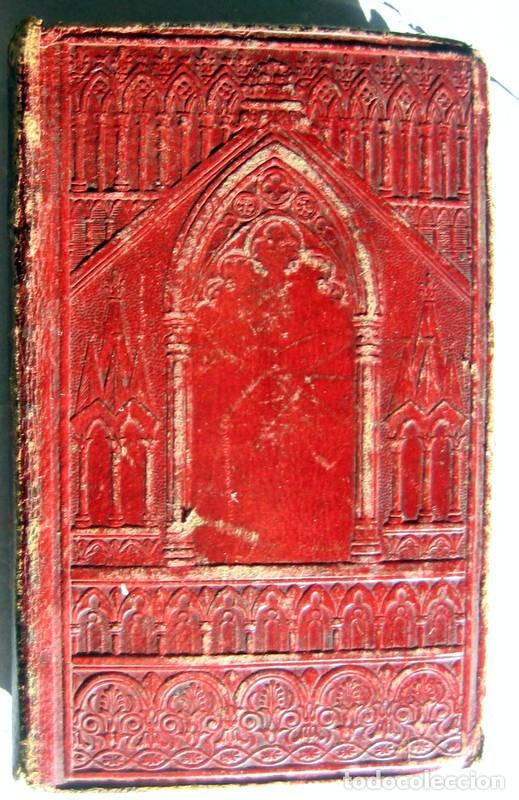 OFICIOS DE LA SEMANA SANTA -1837 (Libros Antiguos, Raros y Curiosos - Religión)