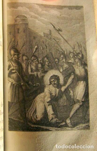 Libros antiguos: OFICIOS DE LA SEMANA SANTA -1837 - Foto 4 - 101668719