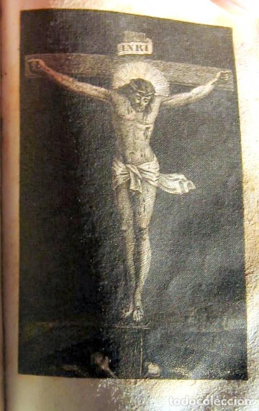 Libros antiguos: OFICIOS DE LA SEMANA SANTA -1837 - Foto 5 - 101668719