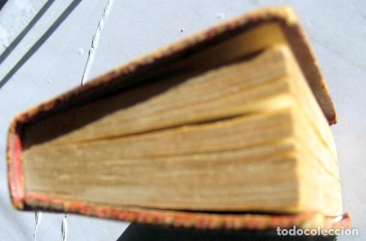 Libros antiguos: OFICIOS DE LA SEMANA SANTA -1837 - Foto 8 - 101668719