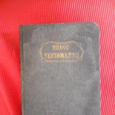 Libros antiguos: NUEVO TESTAMENTO -1923. Lote 102577867