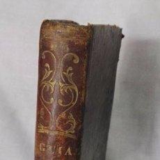 Libros antiguos: GUIA DEL SEMINARISTA - D.D. MIGUEL PRATMANS - 1854. Lote 102674247