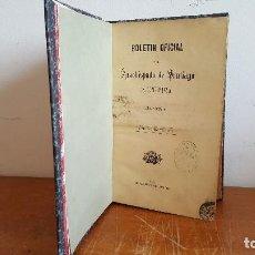 Libros antiguos: BOLETÍN OFICIAL DEL ARZOBISPADO DE SANTIAGO DE COMPOSTELA. AÑO 1889.. Lote 103130183