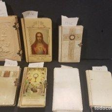 Alte Bücher - LOTE DE 7 LIBROS RELIGIOSOS - 103311811