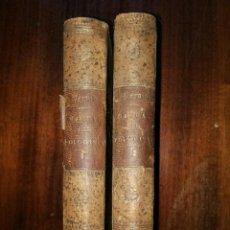 Libros antiguos: MANUAL DEL APOLOGISTA EN DOS TOMOS. NICETO ALONSO PERUJO. 1874 (1ª EDICIÓN). Lote 103594819