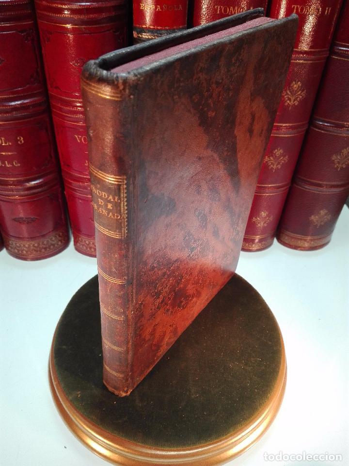 CONSTITUCIONES SINODALES DEL ARZOBISPADO DE GRANADA - DON PEDRO GUERRERO - MADRID - 1805 - (Libros Antiguos, Raros y Curiosos - Religión)