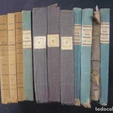 Libros antiguos: VIAGE LITERARIO Á LAS IGLESIAS DE ESPAÑA. 11 VOL. - VILLANUEVA, JAIME; LORENZO VILLANUEVA, JOAQUÍN.. Lote 104018663