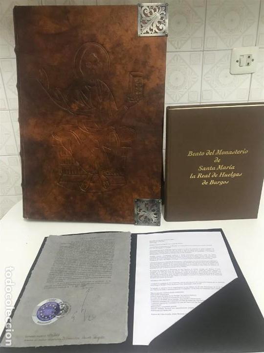 Libros antiguos: Beato del Monasterio de las Huelgas. Morgan Ms M.429 Scriptorium - Foto 6 - 104472747